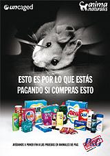 Di NO  a la Experimentación con Animales
